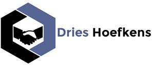 Logo Dries Hoefkens